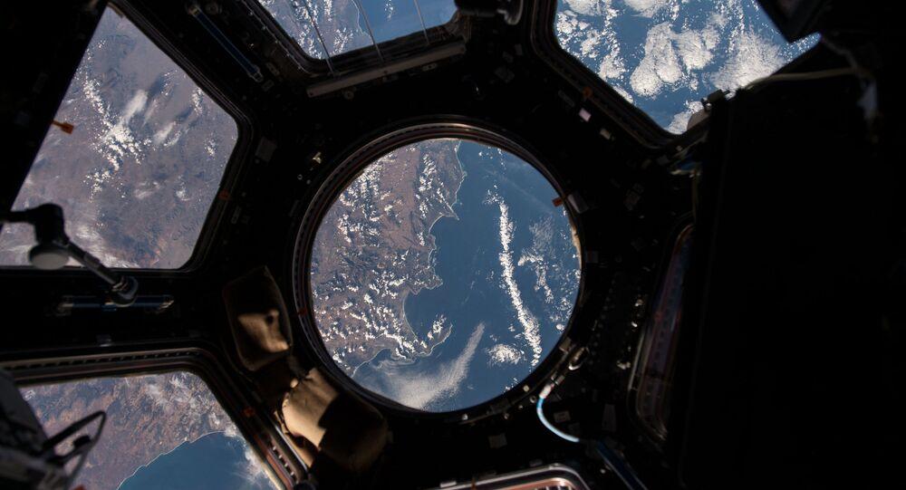 La Station spatiale internationale. Photo d'archive