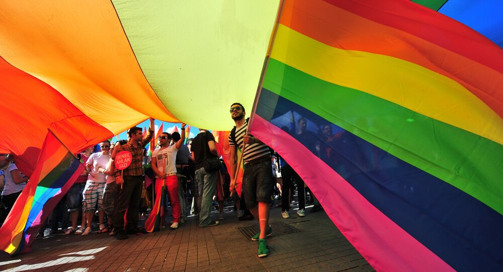 Istanbul: une parade gay