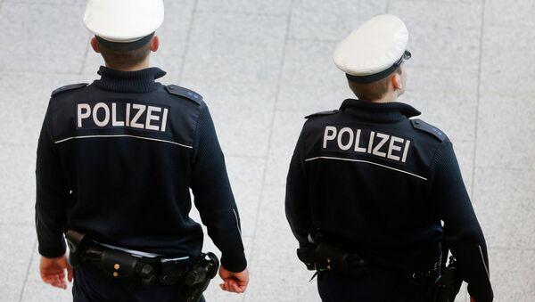Policiers allemands - Sputnik France