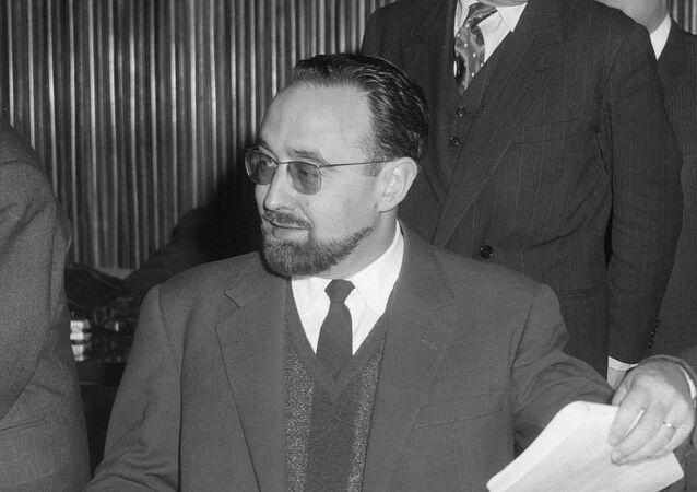 Edgard Pisani
