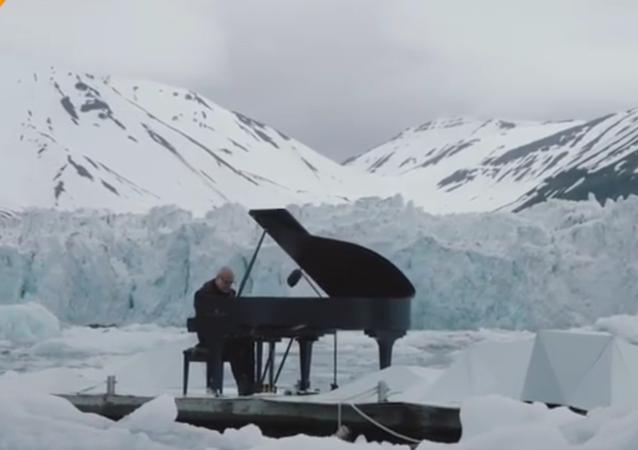 L'élégie arctique de Ludovico Einaudi