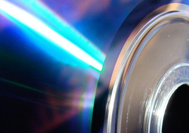 DVD. Image d'illustration