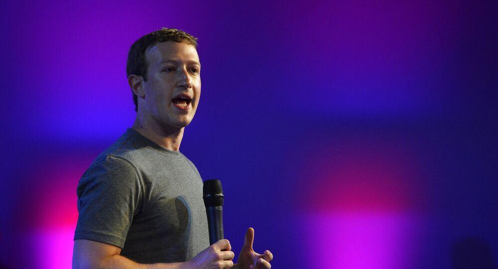 Mark Zuckerberg (archives)