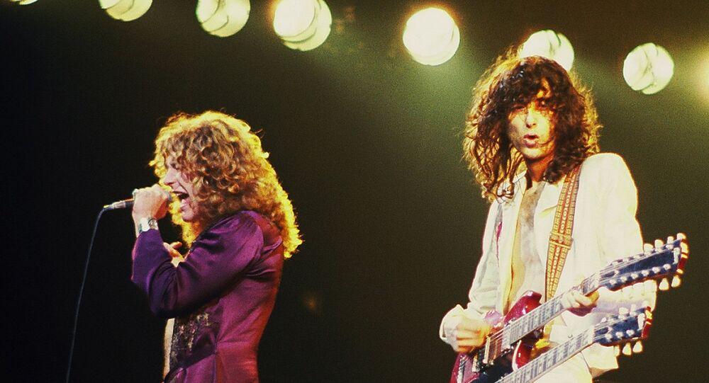 Led Zeppelin « Celebration Day » au cinéma le 17 octobre
