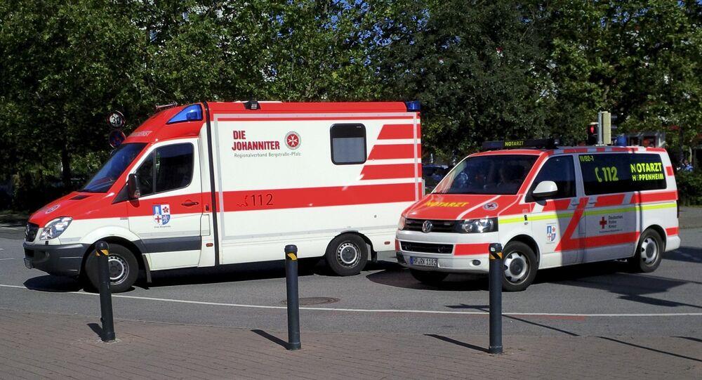 Ambulances en Allemagne