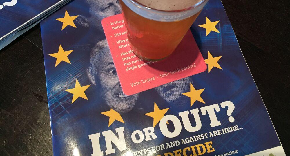 Un nouveau journal pour les opposants au Brexit sort au Royaume-Uni. Image d'illustration