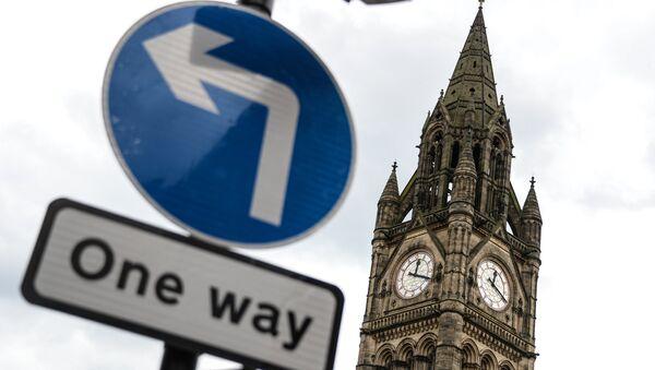 La ville britannique de Manchester - Sputnik France