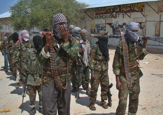 Le groupe islamiste somalien Al Chabaab