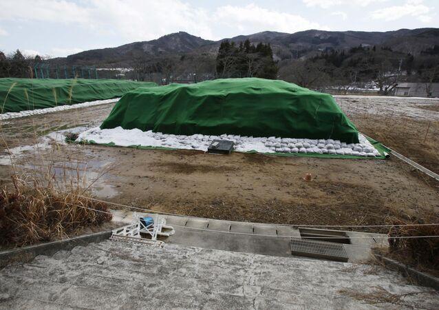 Déchets radiactifs de Fukushima