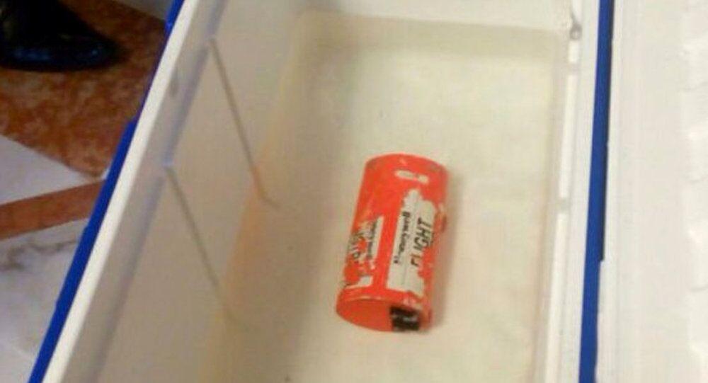 Les boîtes noires de l'avion d'EgyptAir