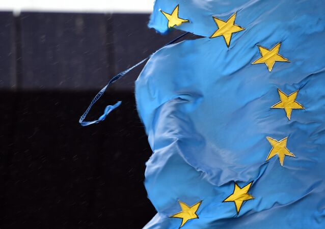 drapeau de l'UE