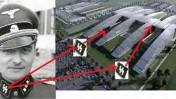 Oups… le nouveau siège de l'Otan évoque-t-il l'emblème des SS? - Sputnik France