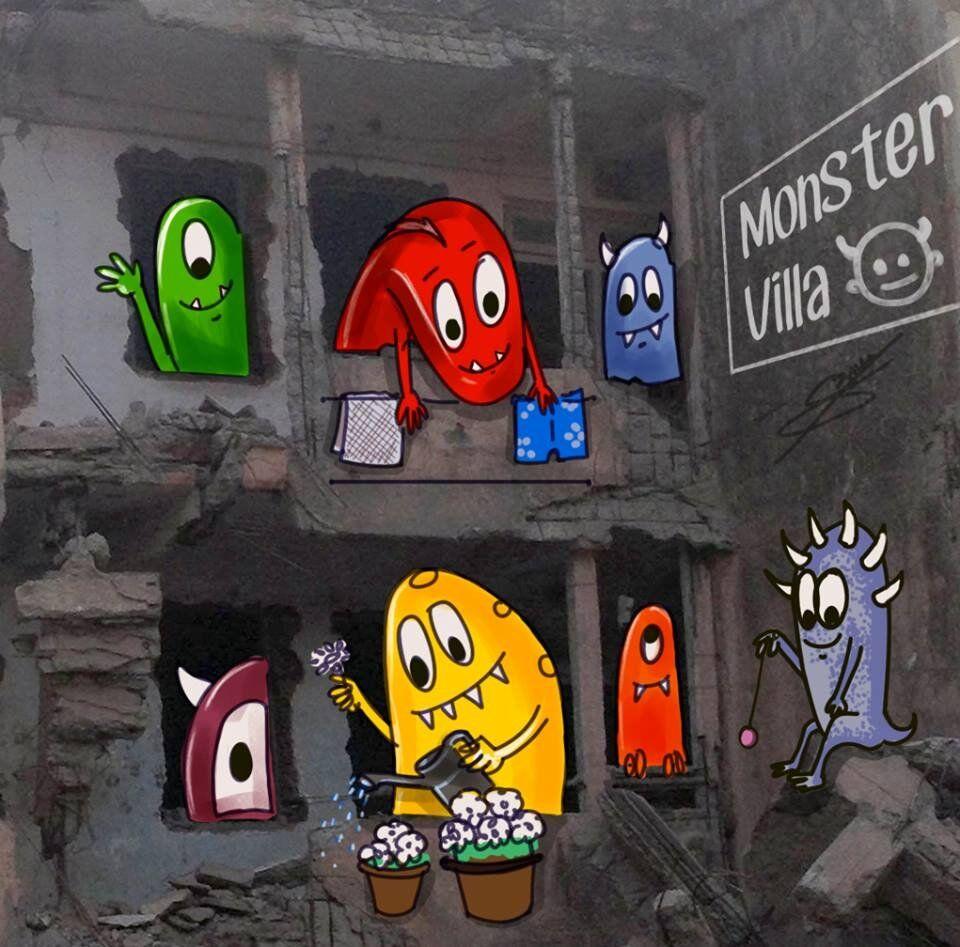 The Monsters Among Us