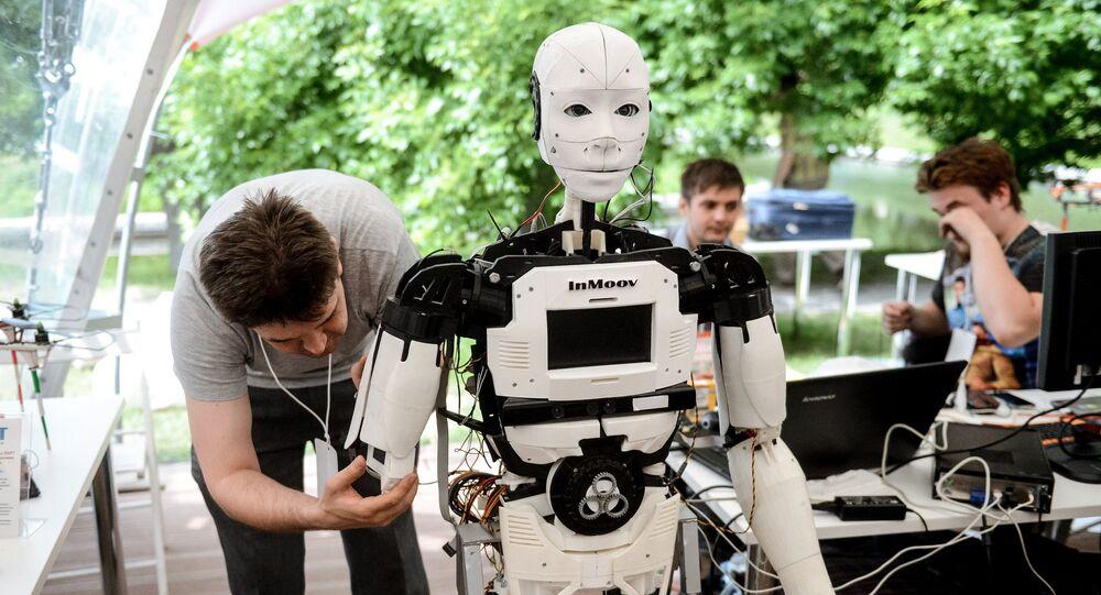 Robot (image d'illustration)