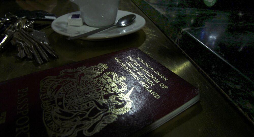 le passeport britannique