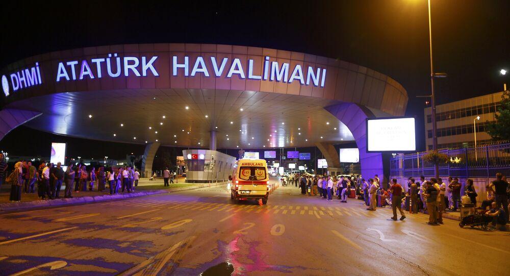 L'attentat d'Istanbul