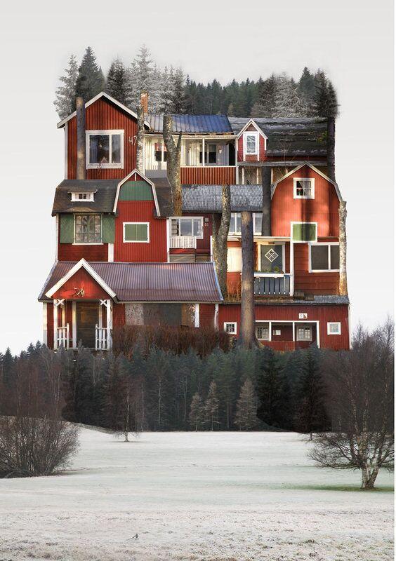 Norrland, Suède