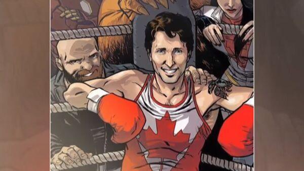 Justin Trudeau, ce nouveau super-héros de Marvel - Sputnik France
