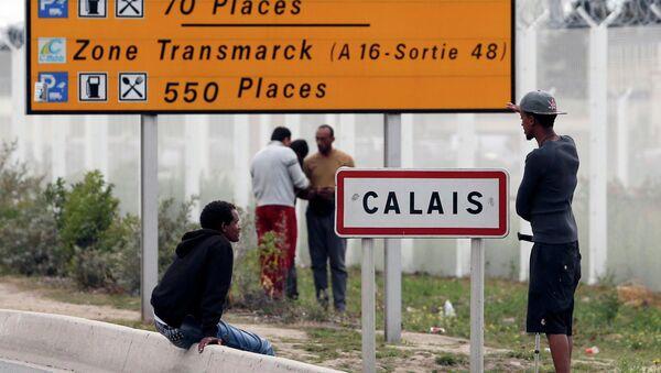 la Jungle de Calais - Sputnik France