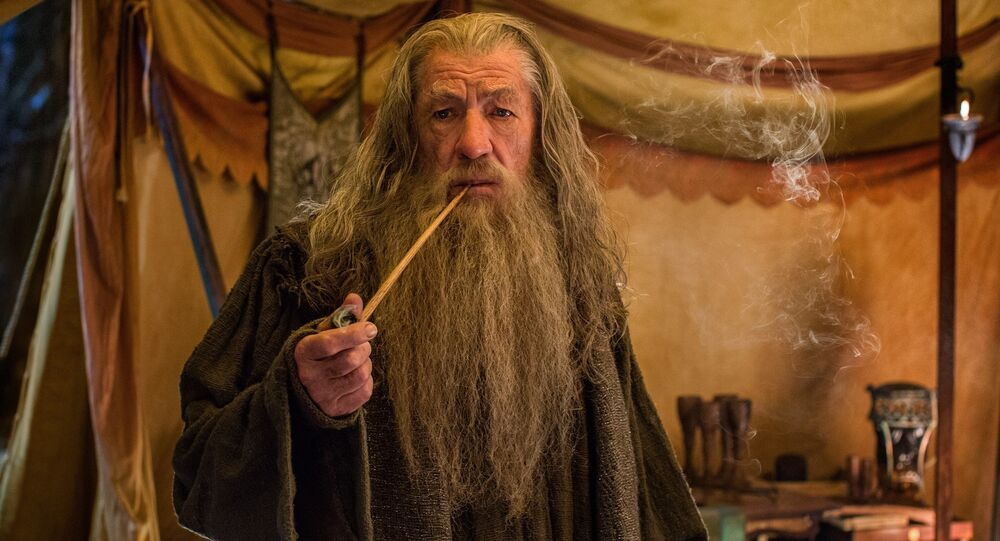Gandalf fume