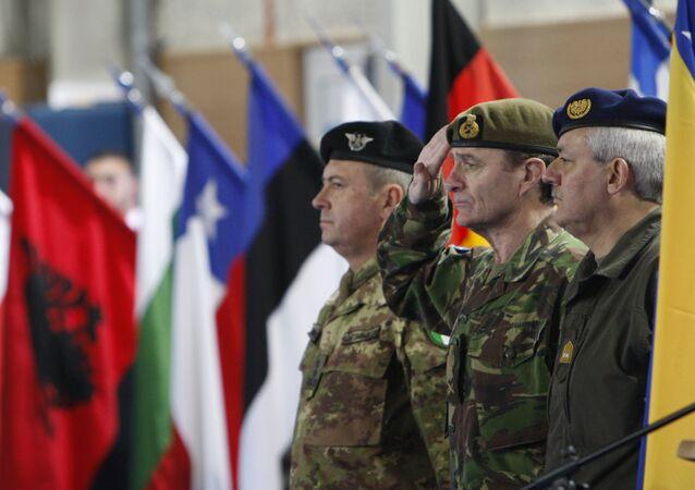 Force de l'Union européenne (EUFOR)