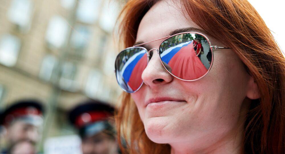 «Le symbole du véritable patriotisme» selon les étudiants russes