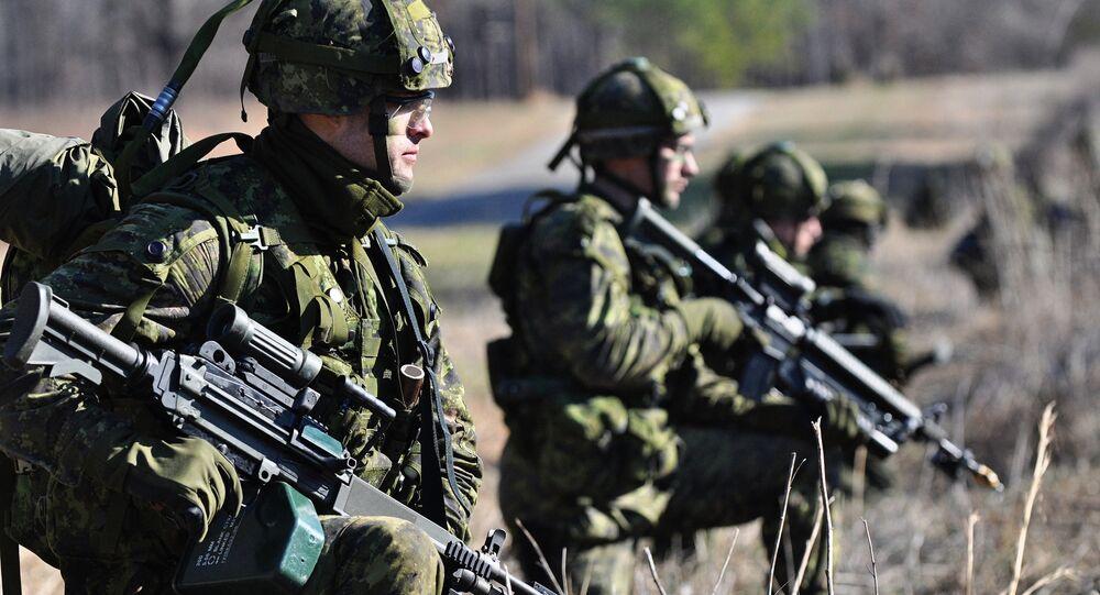 Militaires canadiens
