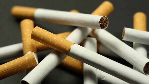 cigarettes - Sputnik France