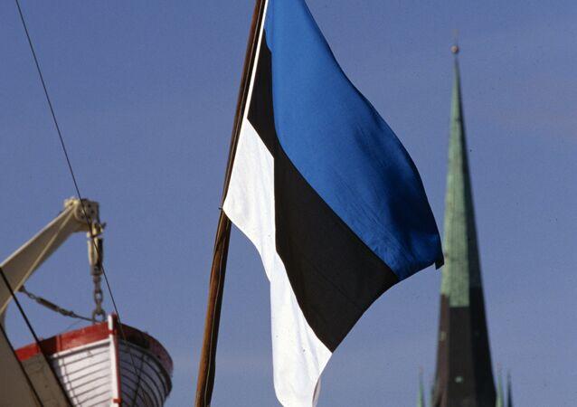 Couleur nationale de l'Estonie