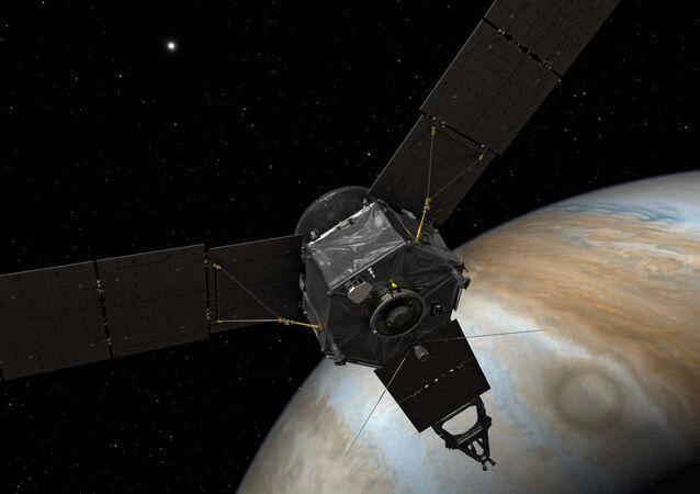 Juno et Jupiter