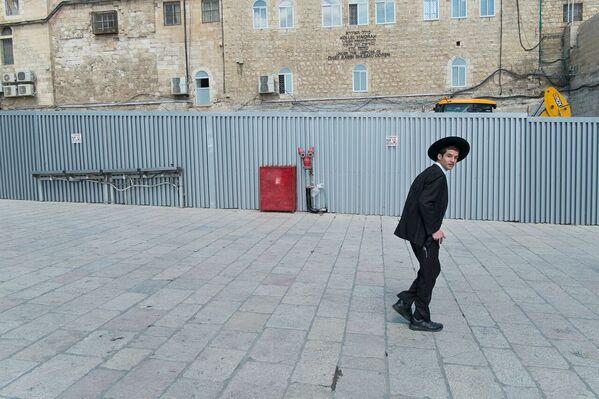 Mur des Lamentations, Jérusalem, Israël - Sputnik France