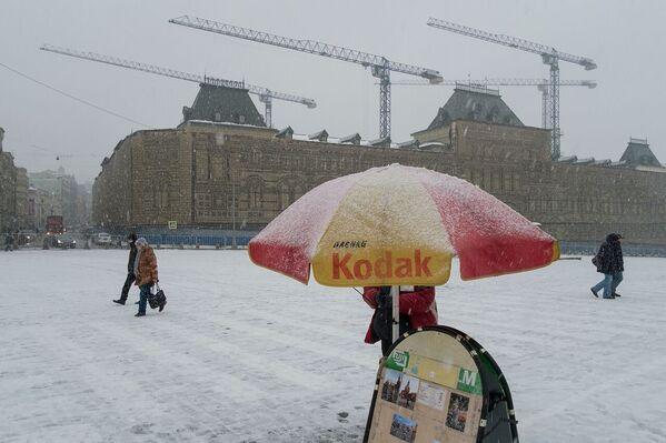 Place Rouge, Moscou, Russie - Sputnik France