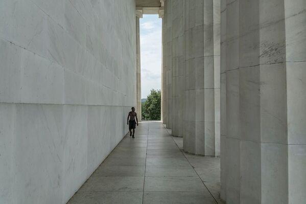Lincoln Memorial, Washington, Etats-Unis - Sputnik France