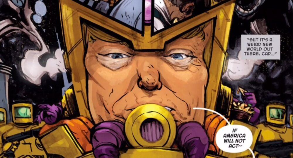 Donald Trump: patate ou vilain?