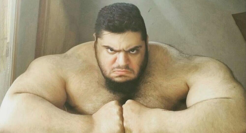 Le Hulk perse rejoint la Syrie pour combattre Daech