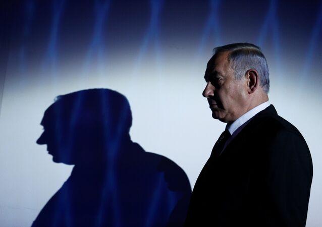 Le Premier ministre israélien Benjamin Netanyahu. Archive photo