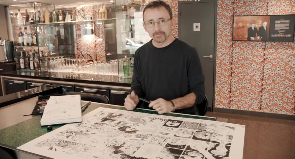 45 dessinateurs français unis pour lutter contre la barbarie