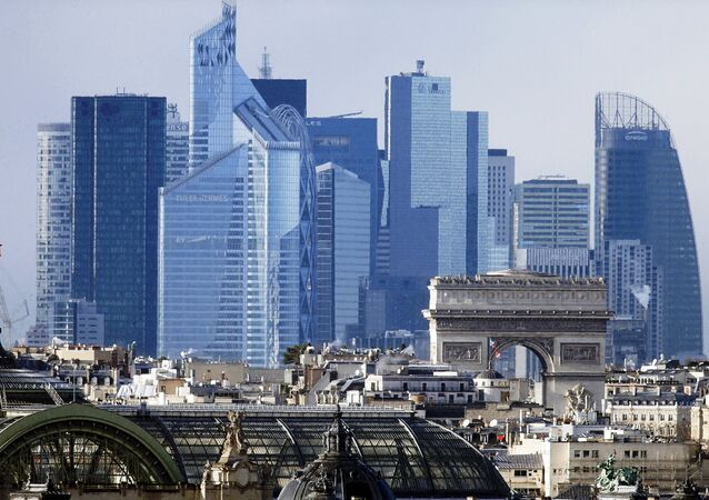La Défense, le quartier d'affaires parisien