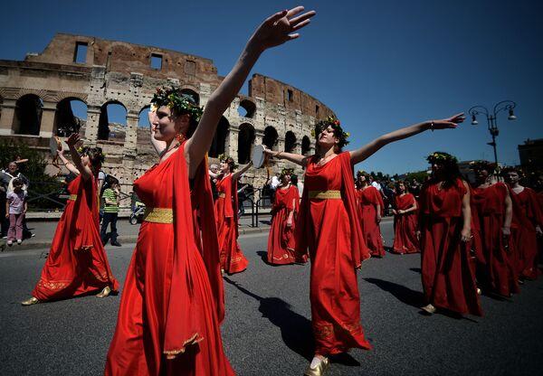 Le Colisée de Rome, en Italie. - Sputnik France