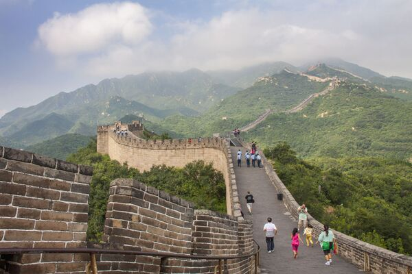 La Grande Muraille de Chine. - Sputnik France