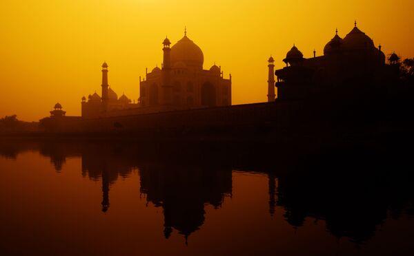 Le Taj Mahal en Inde. - Sputnik France
