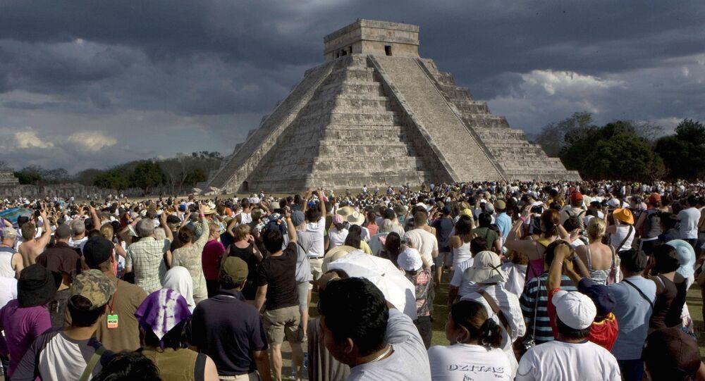 La pyramide de Kukulcan