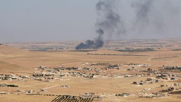 Les environs de Manbij, Syrie - Sputnik France