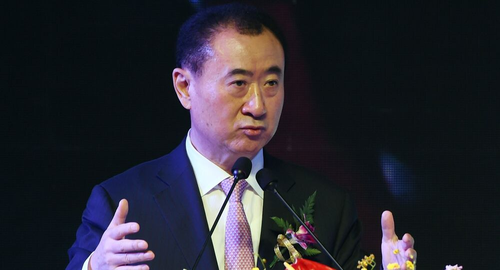 Wang Jianlin, l'homme le plus riche de Chine