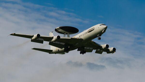 Boeing E-3 Sentry AWACS - Sputnik France