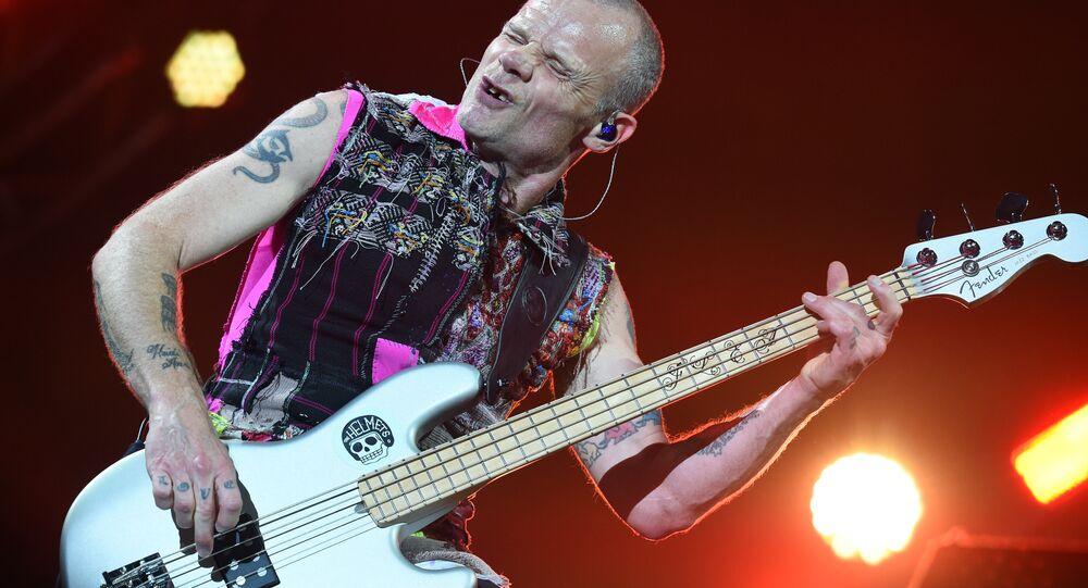 Michael Balzary (Flea)