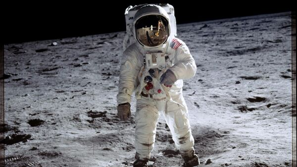 Astronaute de la mission Apollo - Sputnik France