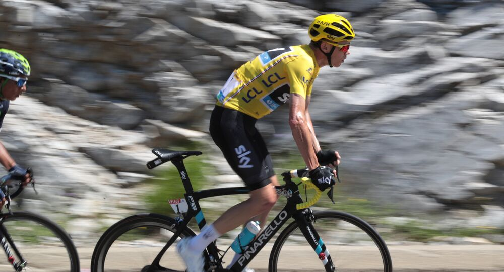 Tour de France (image d'illustration)