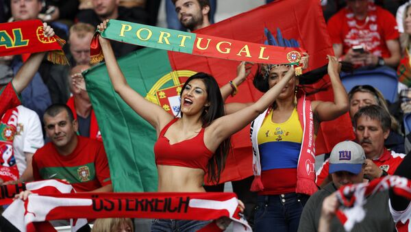 Portugais - Sputnik France