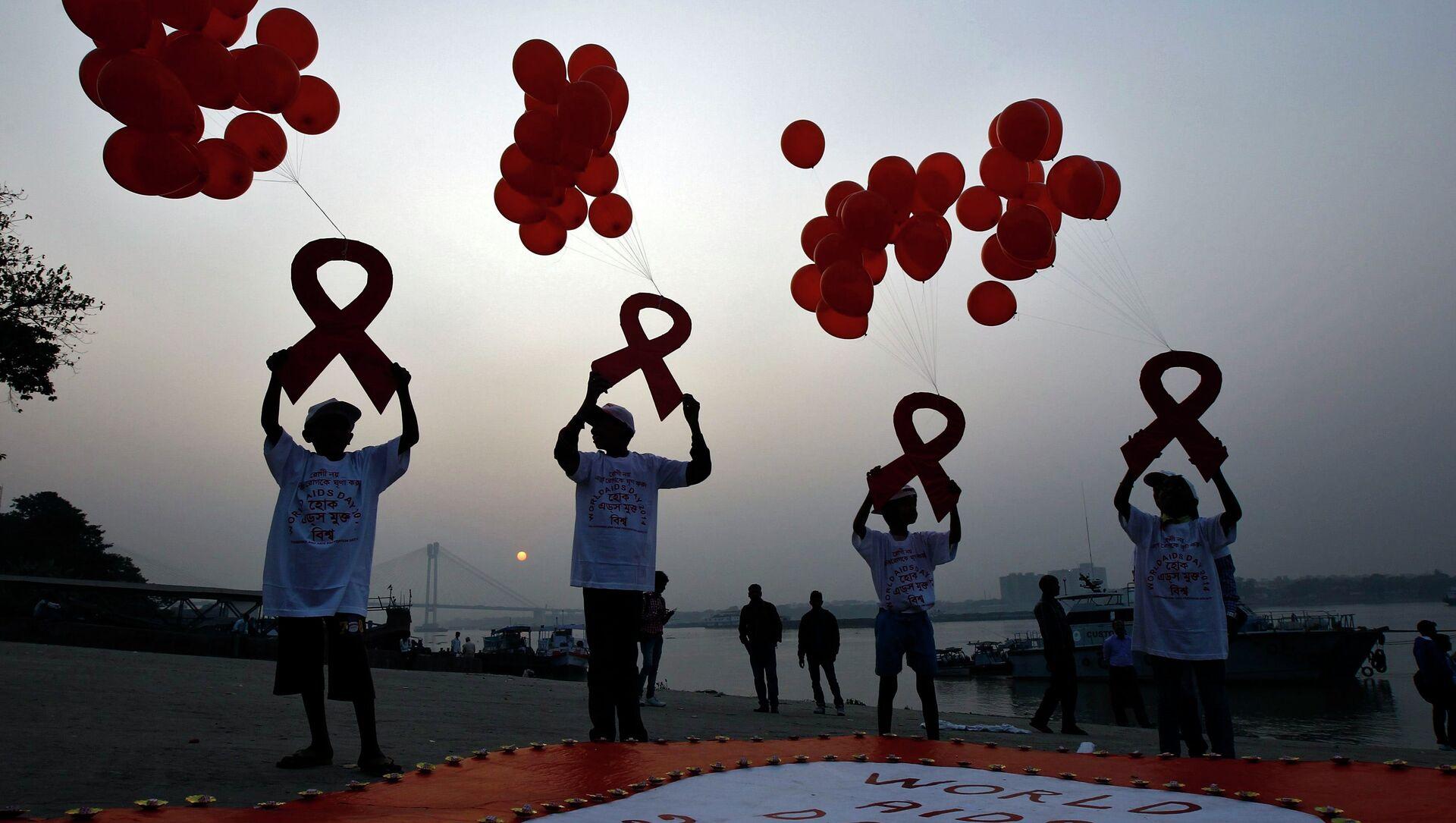 VIH/SIDA - Sputnik France, 1920, 08.09.2021
